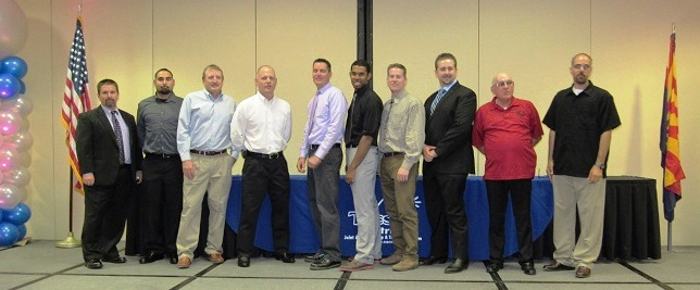 new-jws-with-instructors-jim-redzinak-far-left-greg-noriega-2nd-from-right-and-ben-white-far-right
